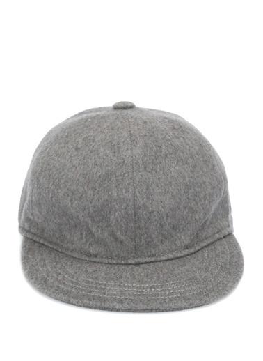Borsalino Şapka Gri